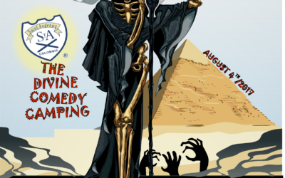 THE DIVINE COMEDY CAMPING